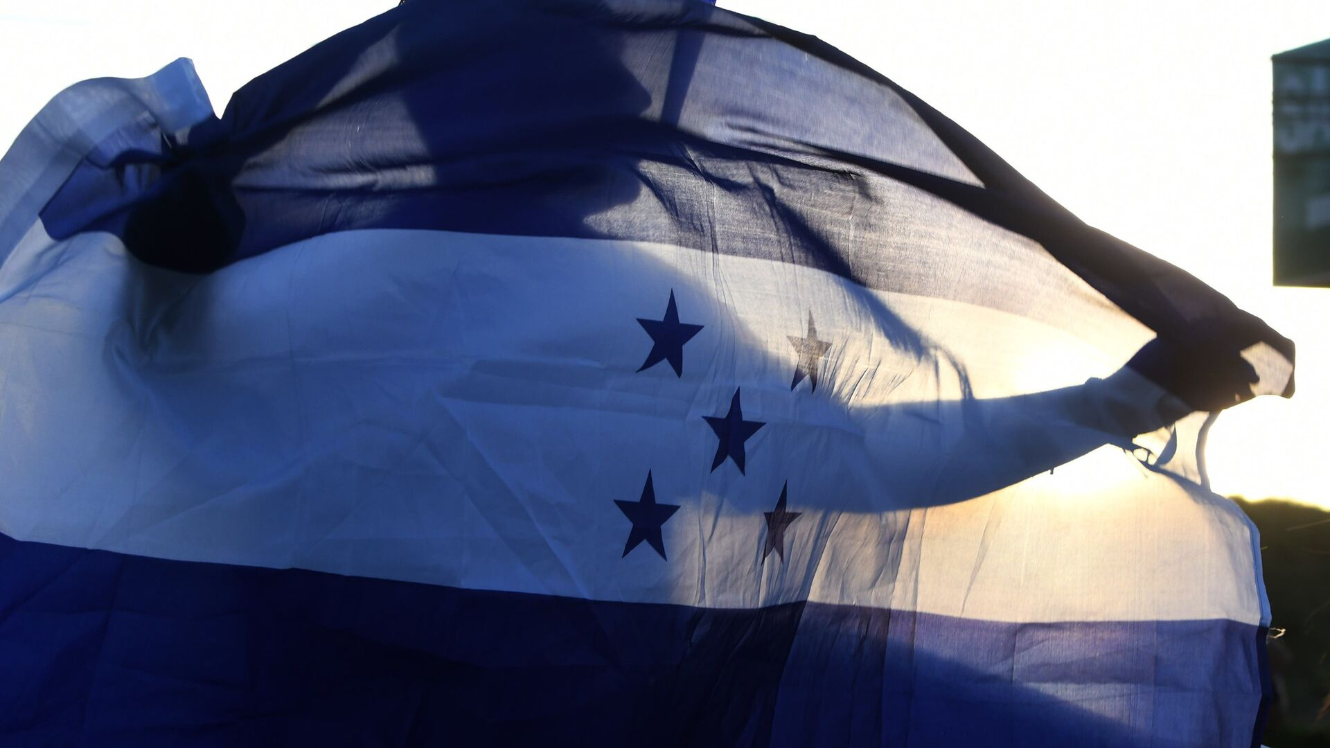 Bandera de Honduras - Sputnik Mundo, 1920, 12.04.2021