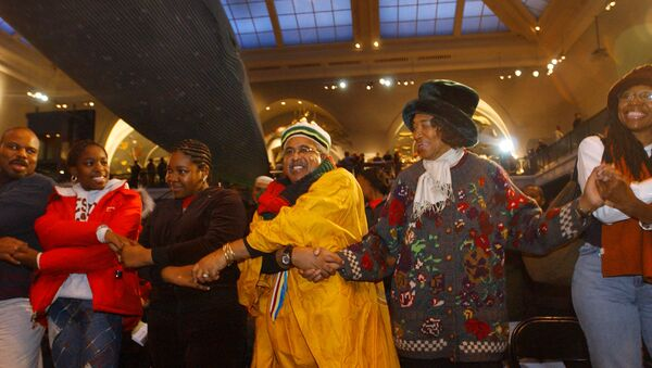 Kwanzaa, una Navidad afroamericana - Sputnik Mundo