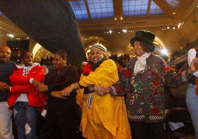 Kwanzaa, una Navidad afroamericana