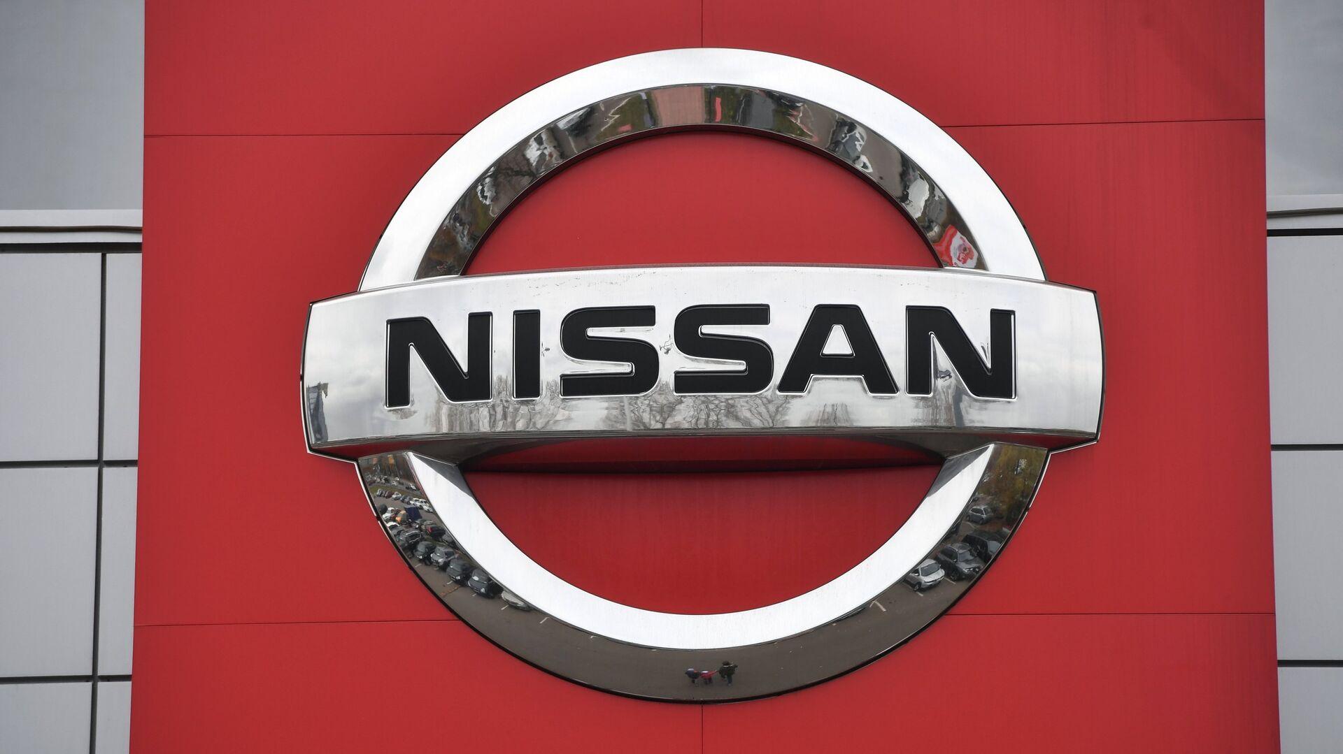 Logo de Nissan - Sputnik Mundo, 1920, 07.06.2021
