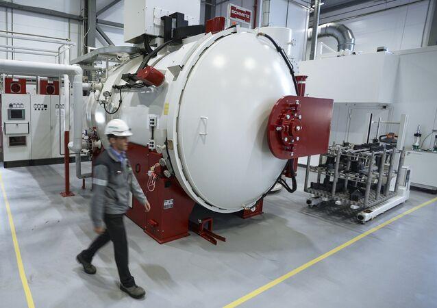 Empresa conjunta de Siemens y de Power Machines (Siloviye Mashini)