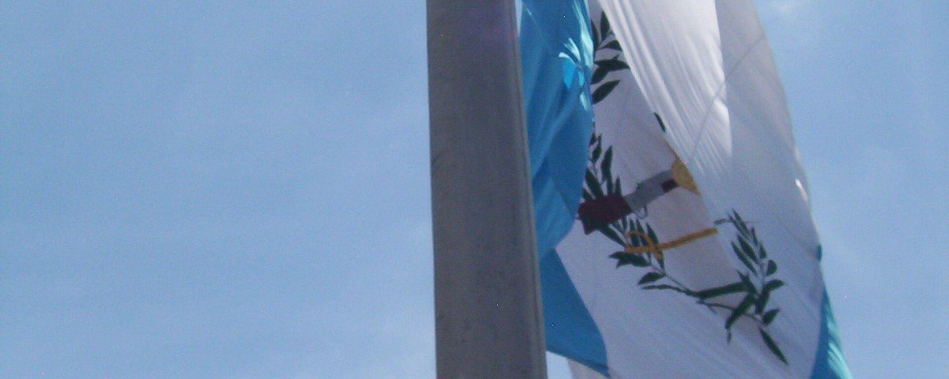 Bandera de Guatemala - Sputnik Mundo, 1920, 17.06.2021