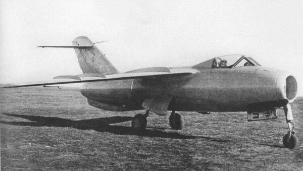 Caza supersónico La-176, foto archivo - Sputnik Mundo