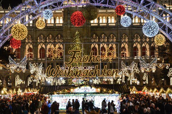 Regalos, dulces y atracciones: los mercados navideños más divertidos del mundo - Sputnik Mundo