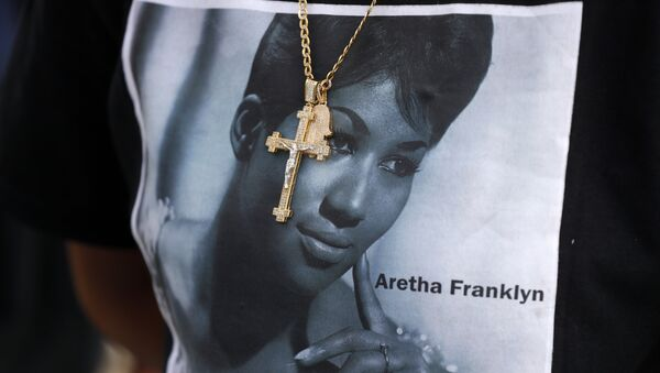 Aretha Franklin - Sputnik Mundo