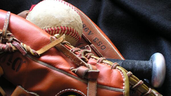 Béisbol (imagen referencial) - Sputnik Mundo
