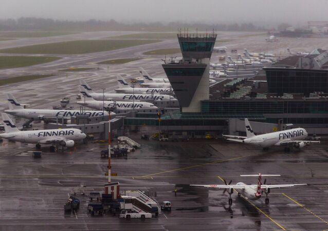 Aeropuerto de Helsinki (Archivo)