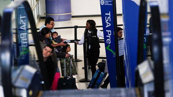 La Administración de Seguridad en el Transporte de EEUU (TSA) - Sputnik Mundo