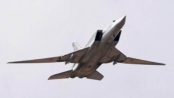 Bombardero ruso (archivo) - Sputnik Mundo
