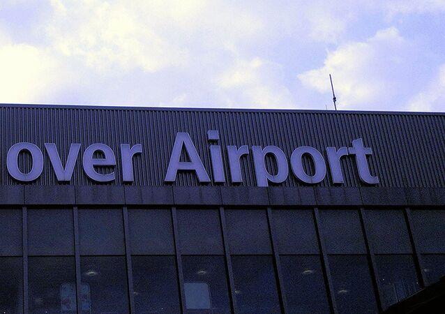 El aeropuerto de Hannover