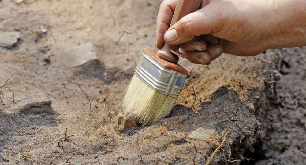 Trabajo arqueológico (imagen referencial)