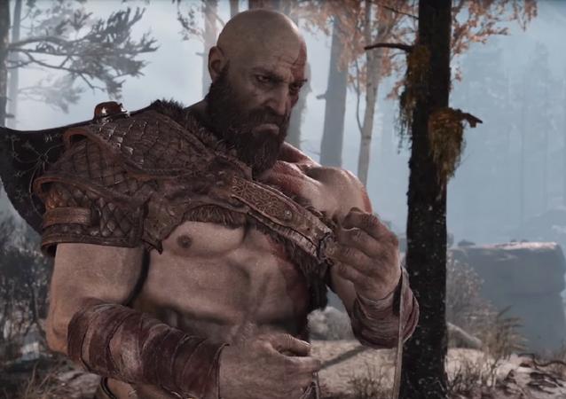 God of War (captura de pantalla)