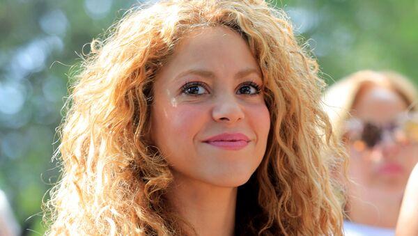 La cantante colombiana Shakira, de visita en el Líbano, en 2018 - Sputnik Mundo