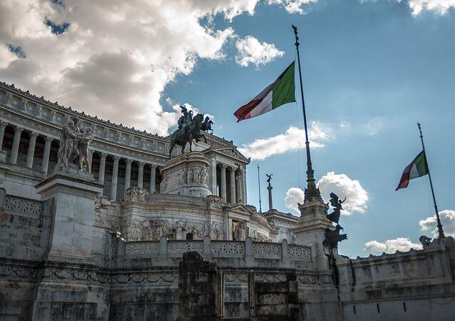 Roma, Italia (archivo)