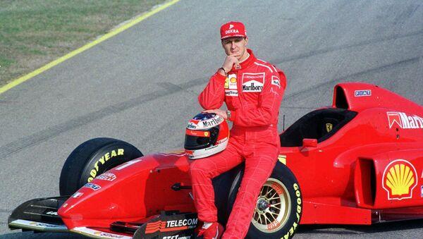 Michael Schumacher (archivo) - Sputnik Mundo