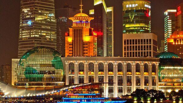Shanghái, China - Sputnik Mundo