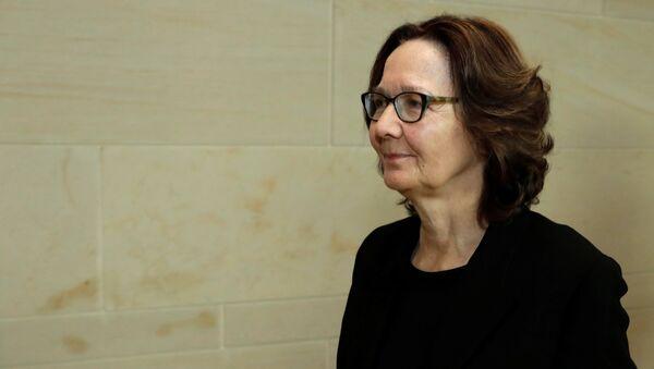 Gina Haspel, la directora de la CIA - Sputnik Mundo