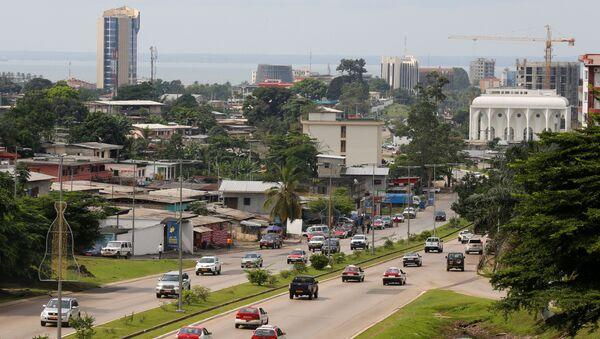Libreville, la capital de Gabón - Sputnik Mundo
