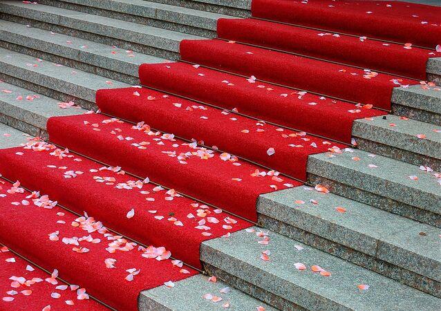 Alfombra roja (imagen ilustrativa)
