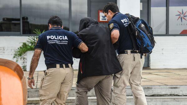 Policía de Paraguay (archivo) - Sputnik Mundo