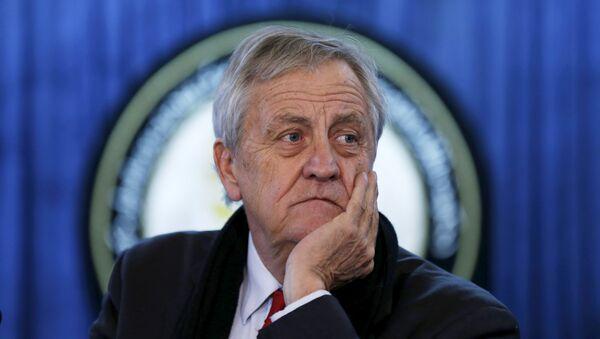 Nicholas Haysom, Representante Especial del Secretario General de Naciones Unidas en Somalia - Sputnik Mundo