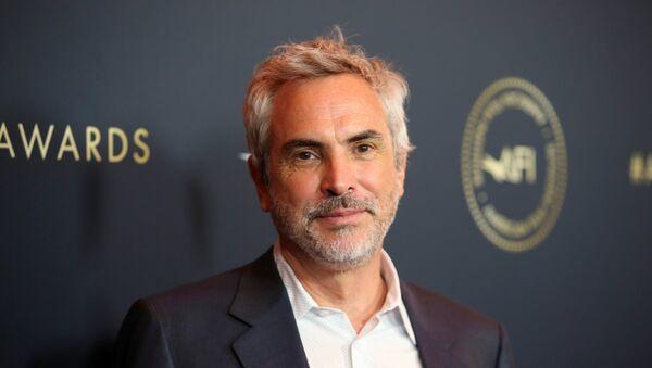 Alfonso Cuarón, director mexicano - Sputnik Mundo