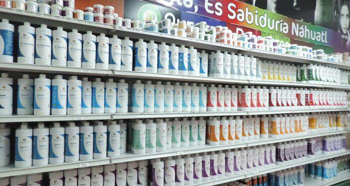 Los productos que ofrece el Castillo de la Salud Beto Ramón en México