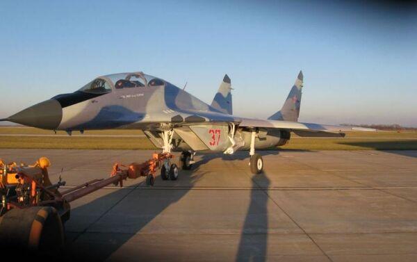 El MiG-29UB que está a la venta - Sputnik Mundo