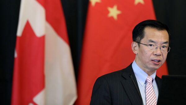 Lu Shaye, el embajador de China en Canadá - Sputnik Mundo