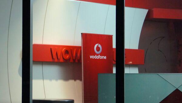 Logo de Vodafone - Sputnik Mundo