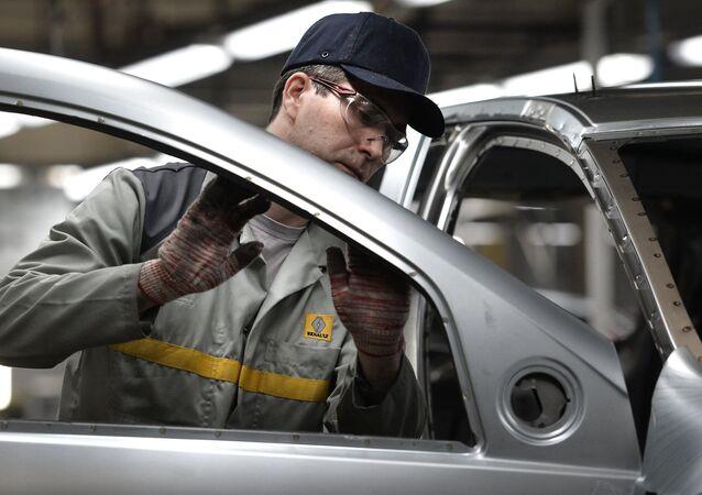 Producción automotriz (imagen referencial)