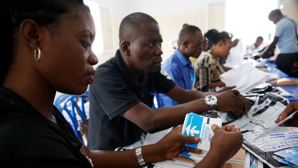 Las elecciones en la República Democrática del Congo - Sputnik Mundo