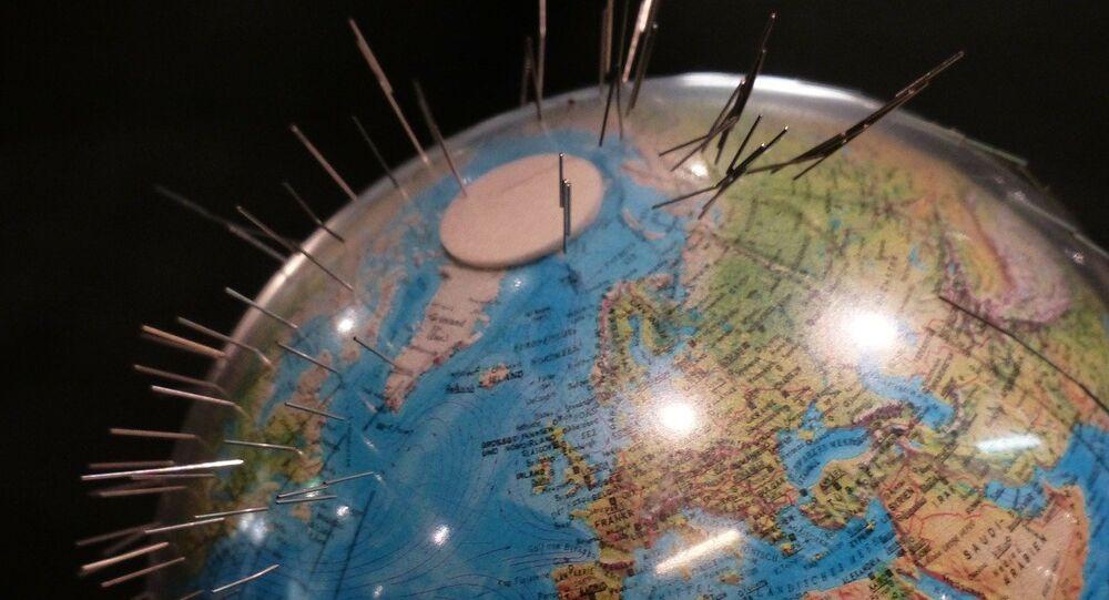 El globo terráqueo (imagen referencial)