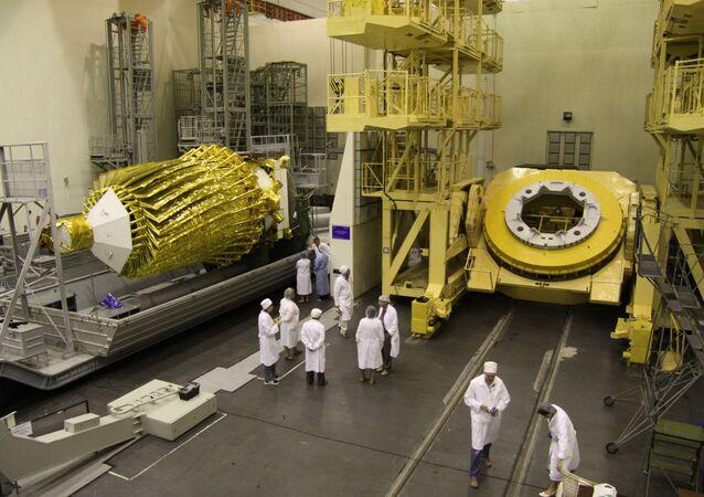 El telescopio espacial ruso Spektr-R