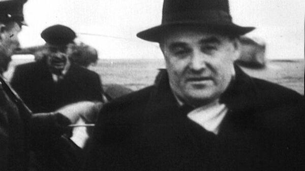 112 años del natalicio de Serguéi Koroliov, el padre de la cosmonáutica soviética - Sputnik Mundo