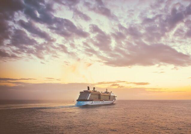 Un crucero (imagen ilustrativa)