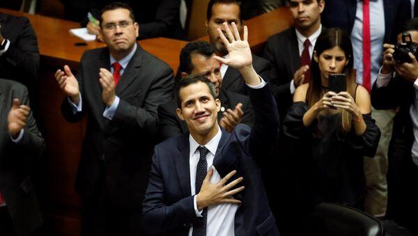 Juan Guaidó - Sputnik Mundo