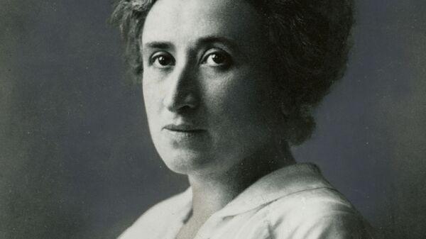 Rosa Luxemburgo - Sputnik Mundo