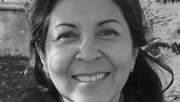 María Luisa Ramos Urzagaste - Sputnik Mundo