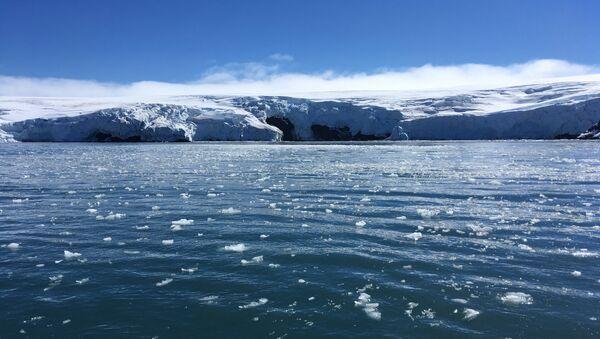 Hielo derretido en Antártida - Sputnik Mundo