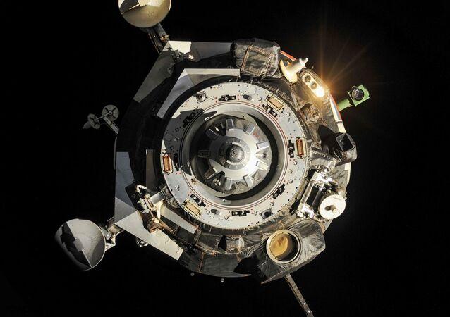 Nave espacial Soyuz TMA-09M, foto archivo