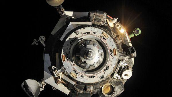Nave espacial Soyuz TMA-09M, foto archivo - Sputnik Mundo