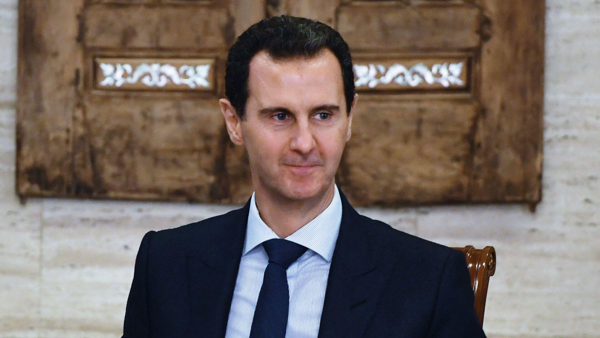 Bashar Asad, presidente sirio - Sputnik Mundo, 1920, 03.06.2021