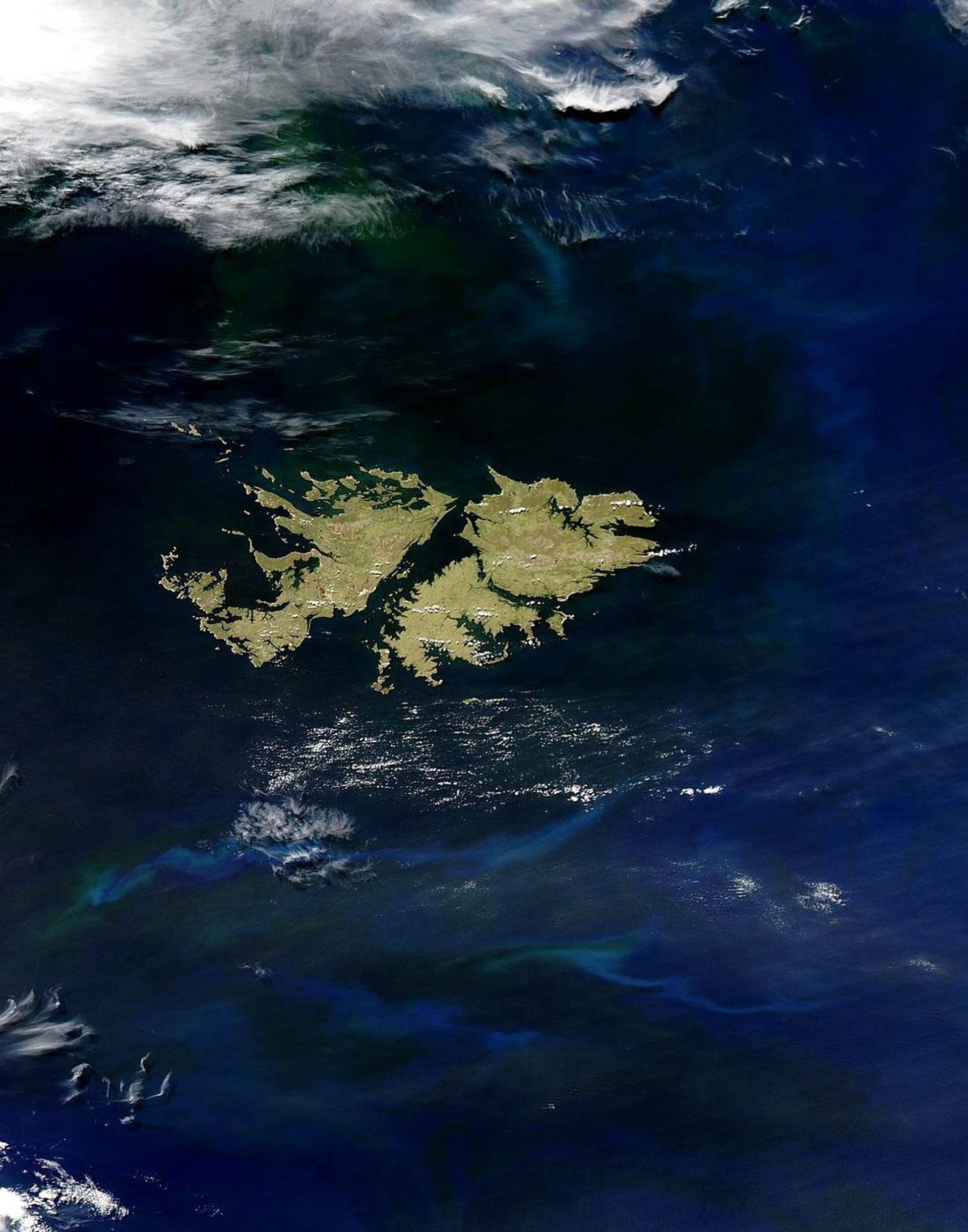 Las islas Malvinas - Sputnik Mundo, 1920, 25.06.2021