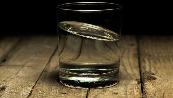 Un vaso de agua - Sputnik Mundo