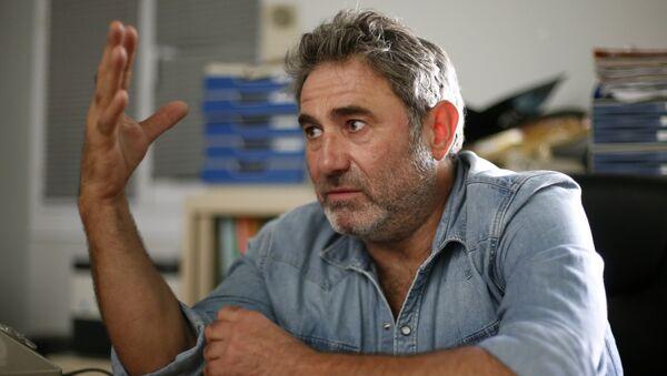 Sergi López, actor catalán - Sputnik Mundo