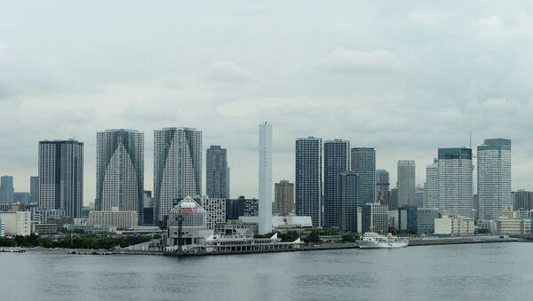 Tokio, Japón - Sputnik Mundo