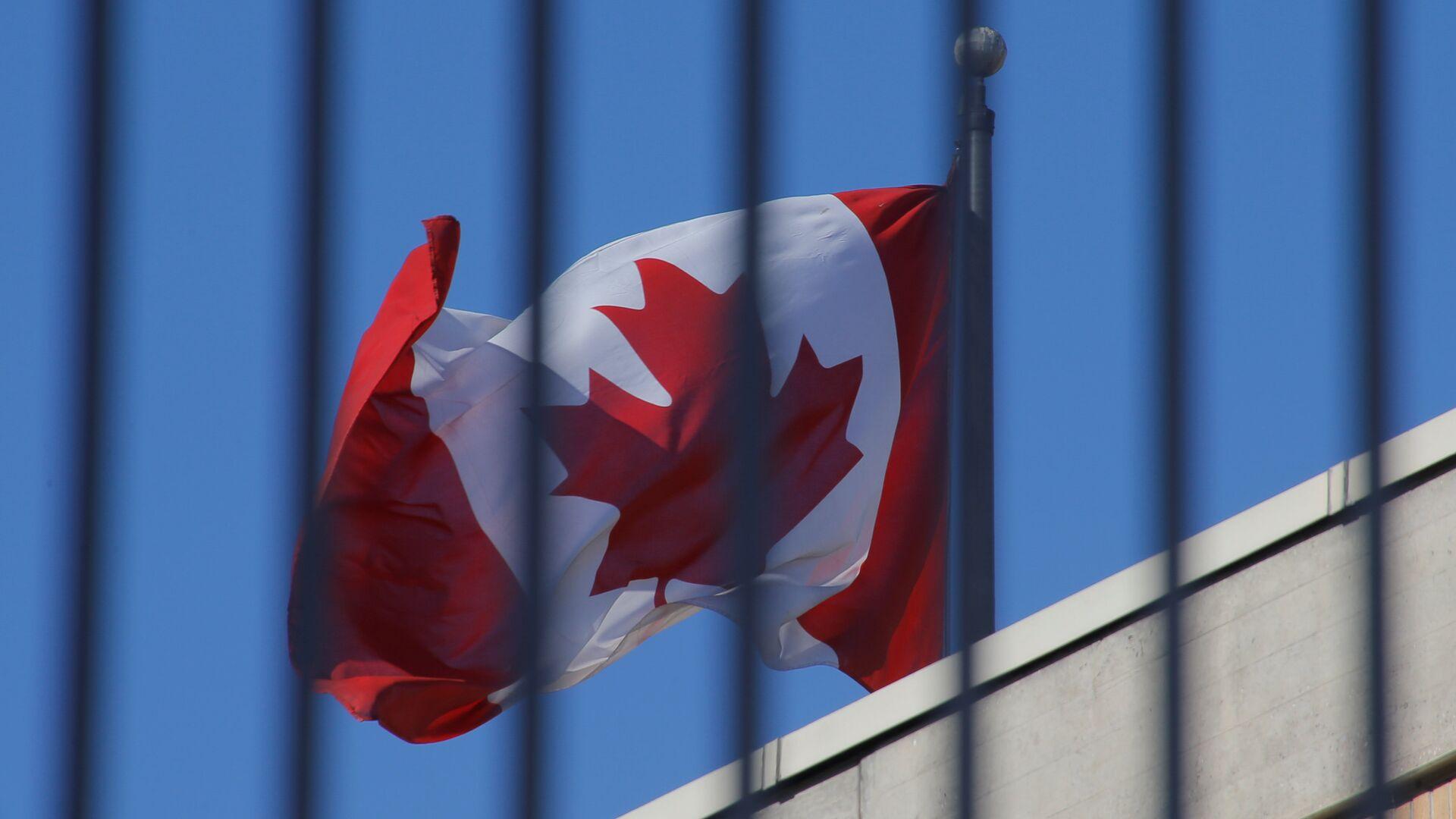 Bandera de Canadá - Sputnik Mundo, 1920, 29.03.2021