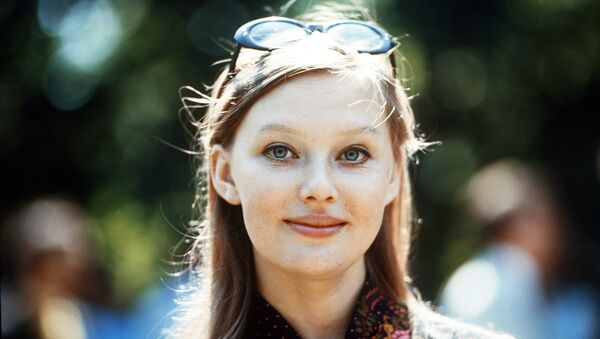 Lyudmila Savelyeva, actriz soviética y rusa (archivo) - Sputnik Mundo