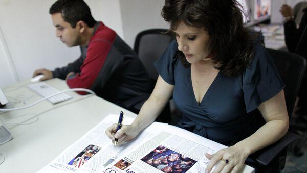 Eva Golinger, abogada y periodista estadounidense - Sputnik Mundo